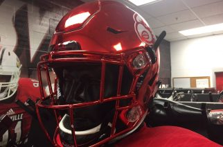 Louisville will shine against Florida State, or at least its red chrome helmets will