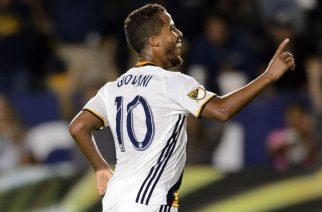 Giovani dos Santos wins MLS Player of the Week for Week 27